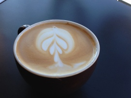 Coffee that looks as good as it tastes