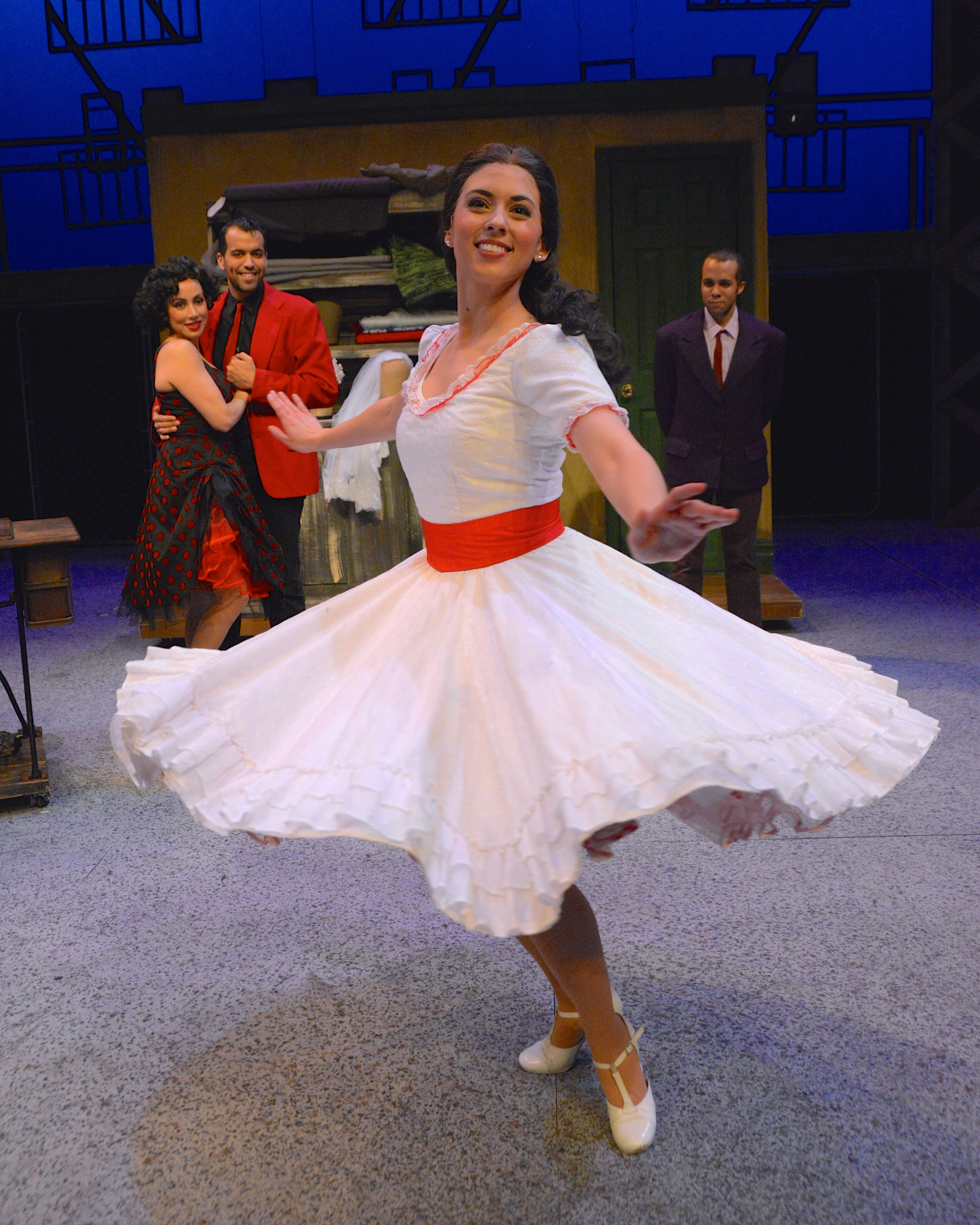West Side Story Returns to Westchester ! | I On The Valley