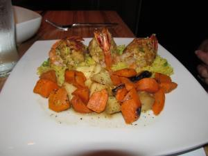 Shrimp Stuffed Crab