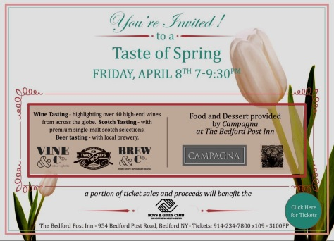 Taste of Spring Bedford