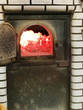 Coal fired oven