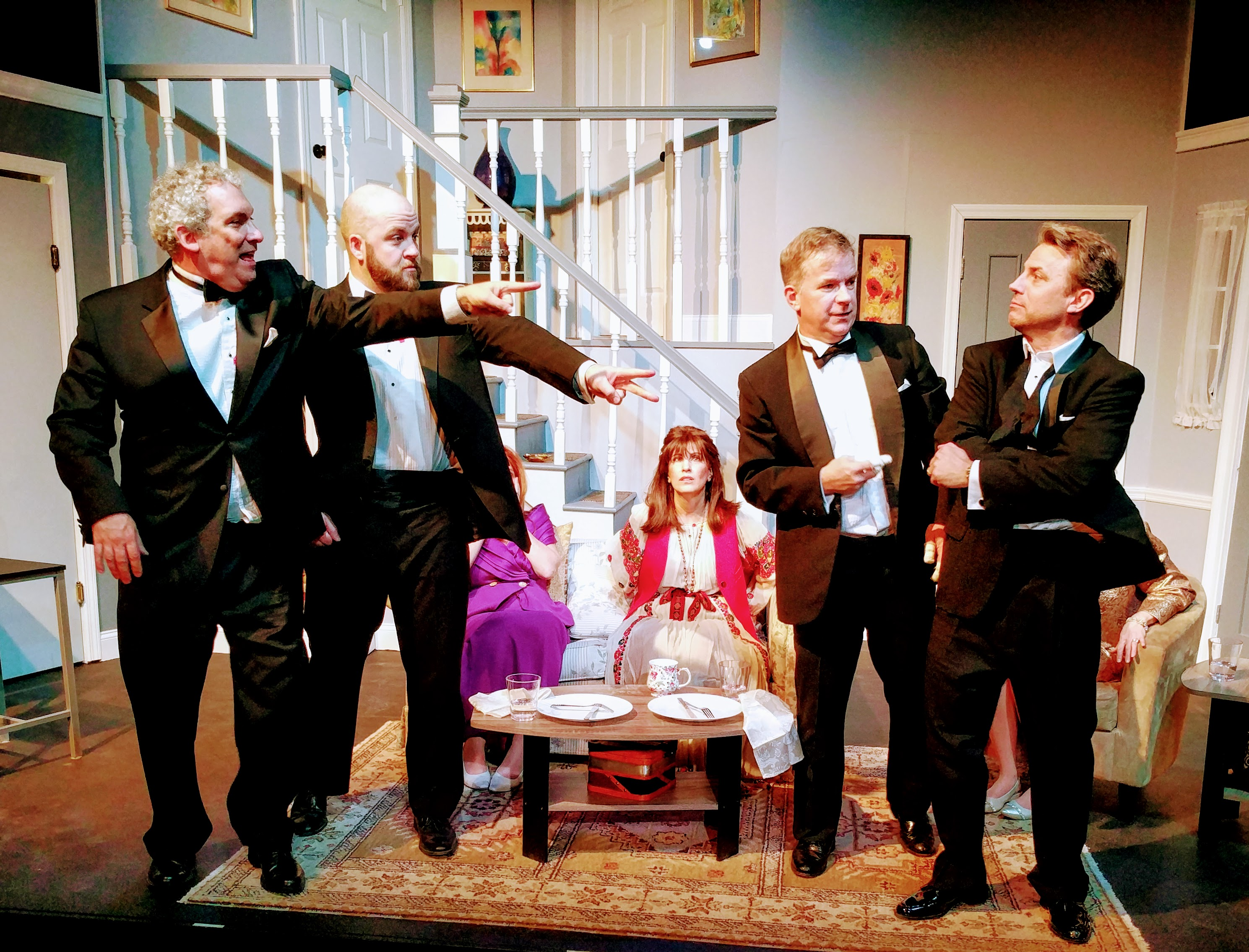 "an analysis of the neil simons farce and the role of charley brock in the play rumors Cabrini theater's annual fall play this year is neil simon's ""rumors haven't you heard the rumors charley and myra brock are rehearsing for the role."