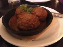 Shortrib Meatball