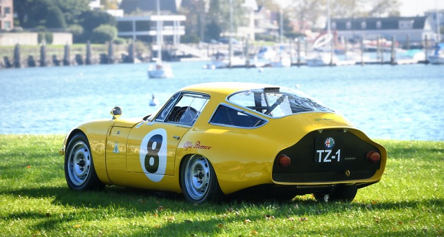 greenwich concours 2019